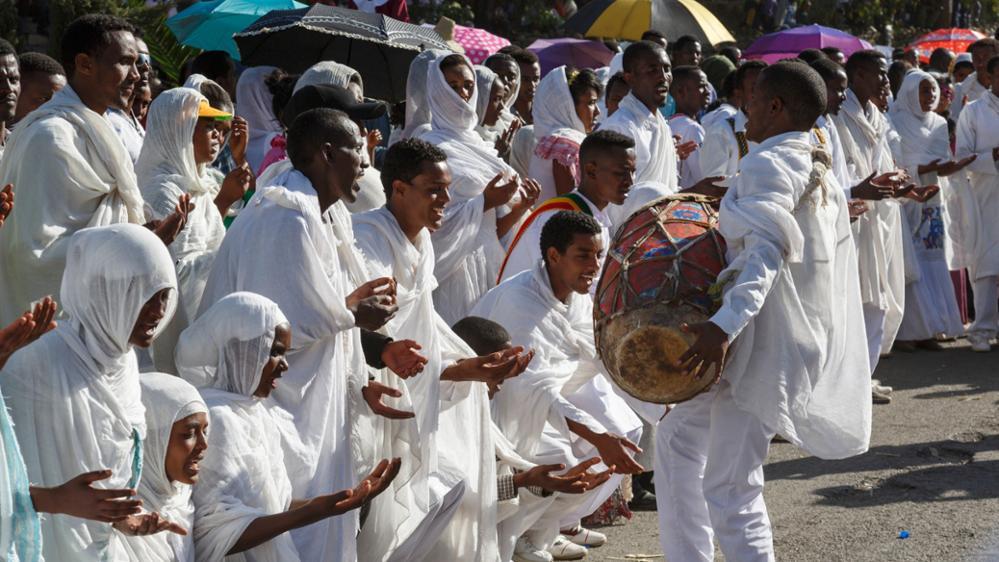 Focus sur l'Epiphanie orthodoxe en Ethiopie